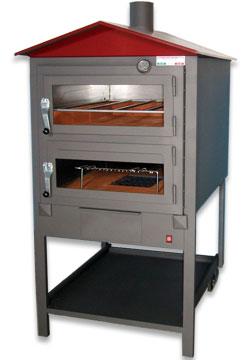 Forni a legna caesar agrigento sicilia tel e fax 0922 918369 forni per interno ed esterno - Forno a legna per esterno ...