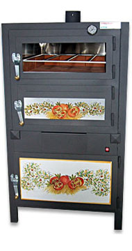 Forni a legna caesar agrigento sicilia tel e fax 0922 - Forno a legna da interno palazzetti ...