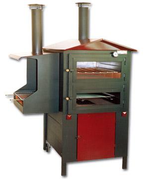 Forni a legna caesar agrigento sicilia tel e fax 0922 for Forno a legna portatile prezzi